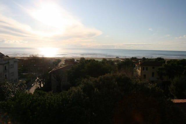 Hotel Villa Ombrosa camera vista